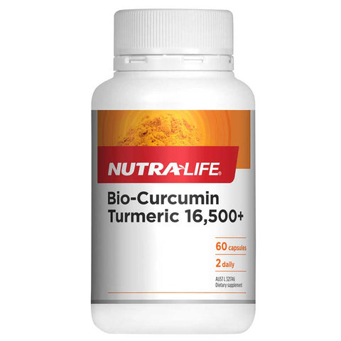 Image of Bio-Curcumin Turmeric 16,500+ by Nutralife