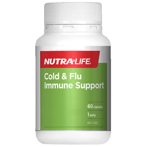 Cold & Flu Immune Support by Nutra Life