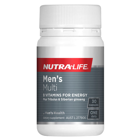 Mens Multi by Nutra Life