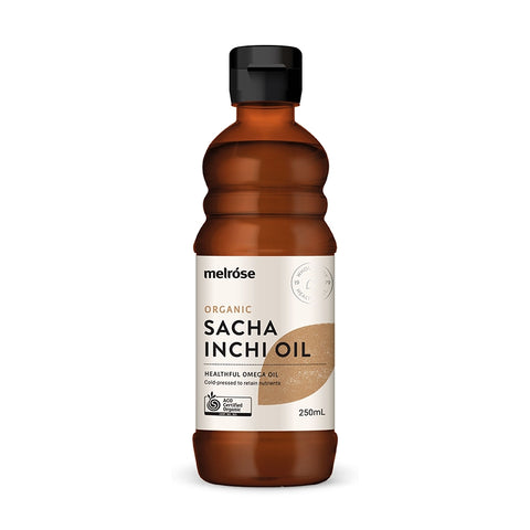 Melrose Organic Sacha Inchi Oil 250ml