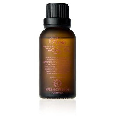 Signature Rose Rejuvenating Facial Oil by Springfields