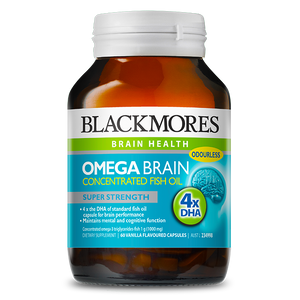 Omega Brain Capsules by Blackmores