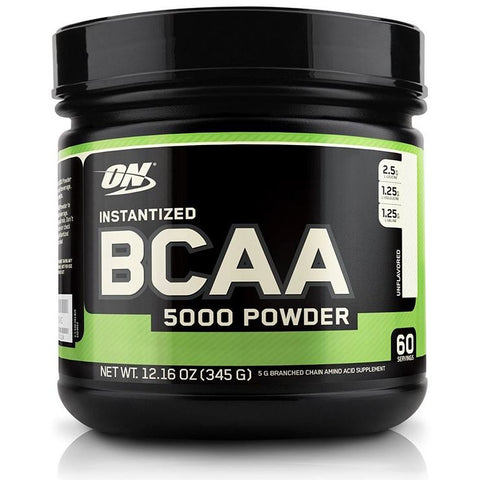 Optimum Nutrition Micronized BCAA 5000 60 Serves Unflavoured