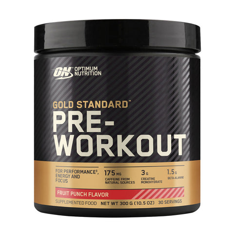 Gold Standard Pre Workout by Optimum Nutrition