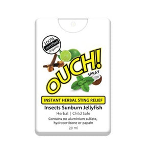 Organic Instant Herbal Sting Relief by OUCH