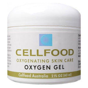Topical Oxygen Gel by CellFood (Cell Food)