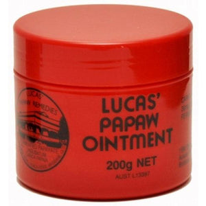Lucas Papaw Ointment 200g by Lucas Papaw Remedies