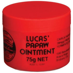 Lucas Papaw Ointment 75g by Lucas Papaw Remedies