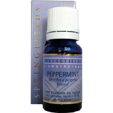 Peppermint Essential Oil by Springfields