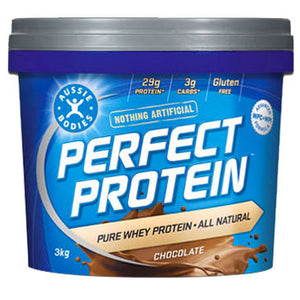 Perfect Protein Powder 3kg by Aussie Bodies