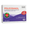 Policosanol 10mg 60 Tablets by Johnson & Barana (J&B) *VALUE PACK*