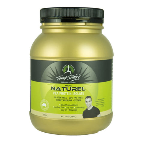 Pea Protein Isolate 1.3kg by Tony Sfeirs Designer Physique