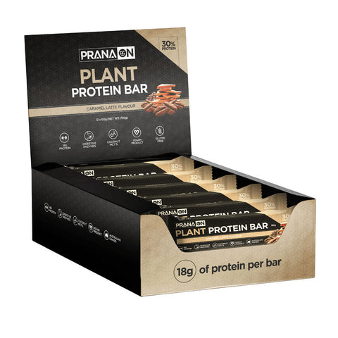 Image of Plant Protein Bar by Prana On