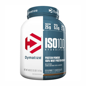 ISO 100 3lb by Dymatize Nutrition