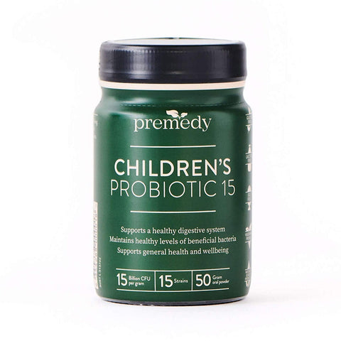 Premedy Childrens Probiotic 15 Powder 50g