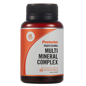 Multi Mineral Complex by Pretorius