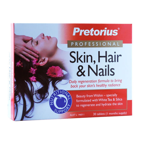 Pretorius Professional Skin, Hair & Nails