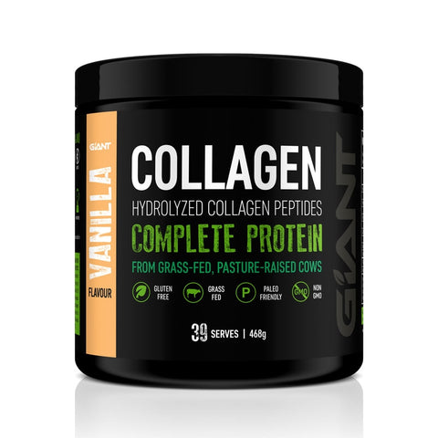 Giant Sports Collagen Complete Protein 468g