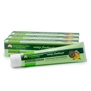 Australian by Nature Propolis Toothpaste with Manuka Honey 20+ (MGO 800)