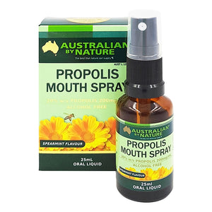 Australian By Nature Propolis Mouth Spray 25ml