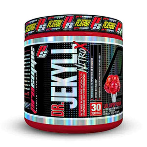 dr jekyll nitrox by prosupps pre workout