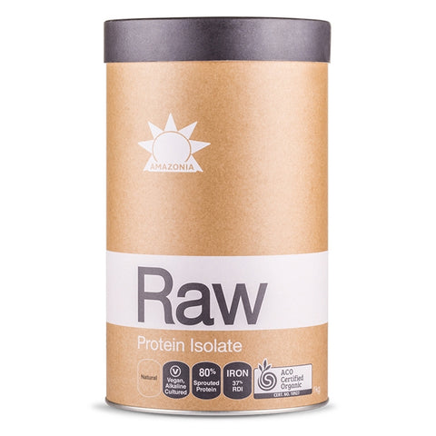 Raw Protein Isolate Natural 1kg by Amazonia