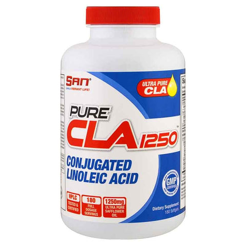 Pure CLA 1250 90 Capsules by SAN