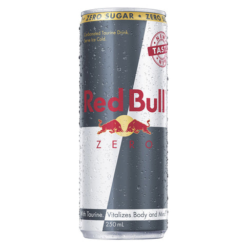 Energy Drink (Zero) by Red Bull