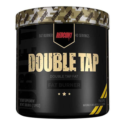Double Tap Fat Burning Powder 176g by Redcon1