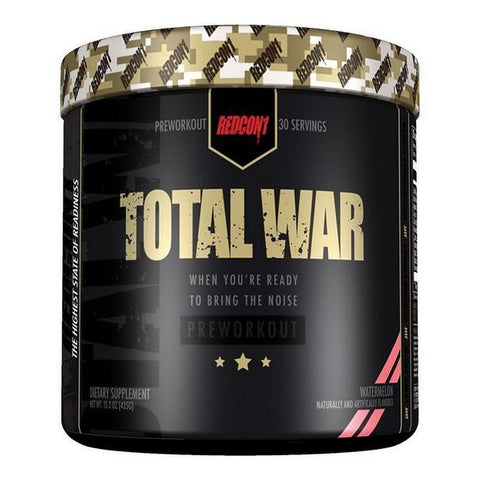 Image of Total War Pre-Workout 395g by Redcon1