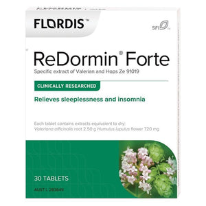 ReDormin Tablets by Flordis