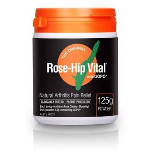 Rosehip Vital Powder by Rose-Hip Vital Australia