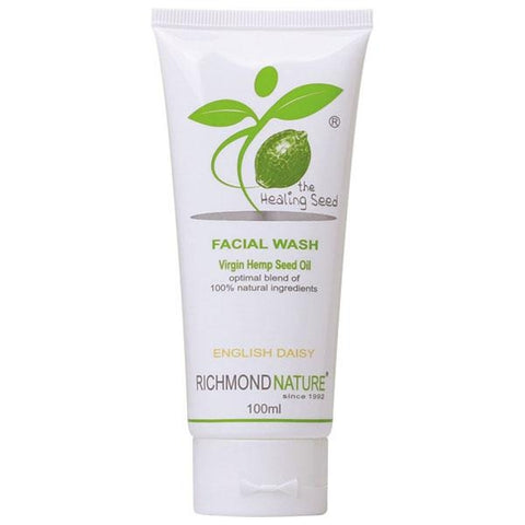 Healing Seed Facial Wash 100ml by Richmond Nature