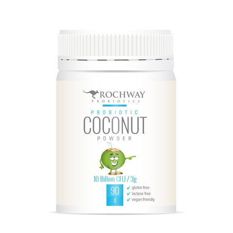 Coconut Powder Probiotic Sherbet 90g by Rochway