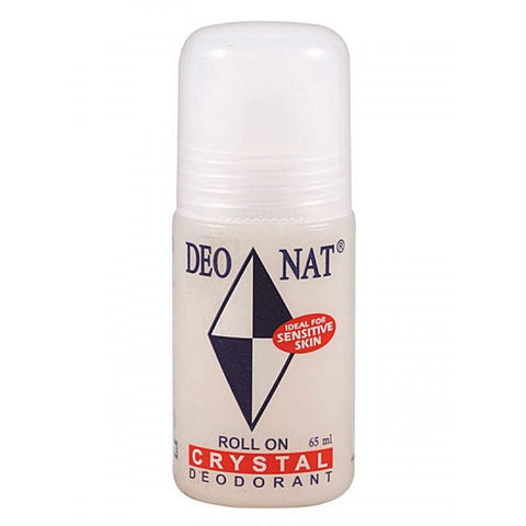 DeoNat Crystal Deodorant Roll-On 65ml