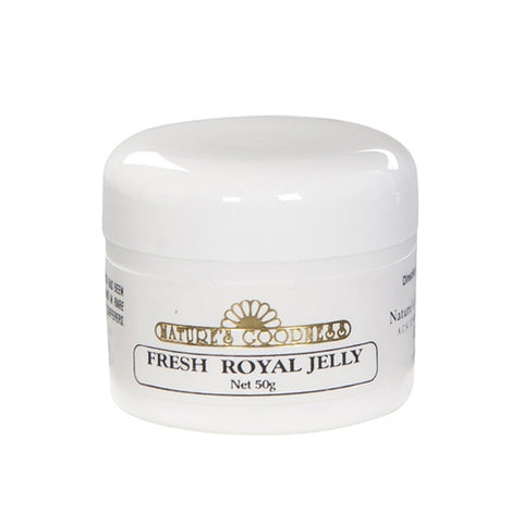 Royal Jelly (Fresh) 50g by Natures Goodness