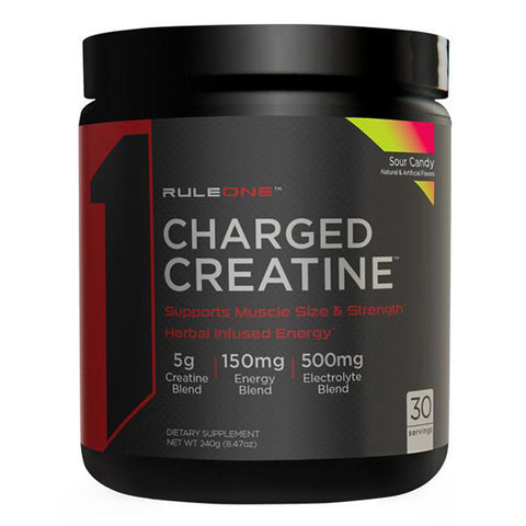 R1 Charged Creatine by Rule 1 Proteins