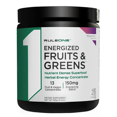 R1 Energized Fruits & Greens by Rule 1 Proteins