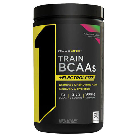 R1 Train BCAA's by Rule 1 Proteins