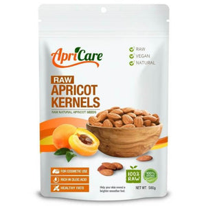 ApriCare Raw Apricot Kernals 1kg