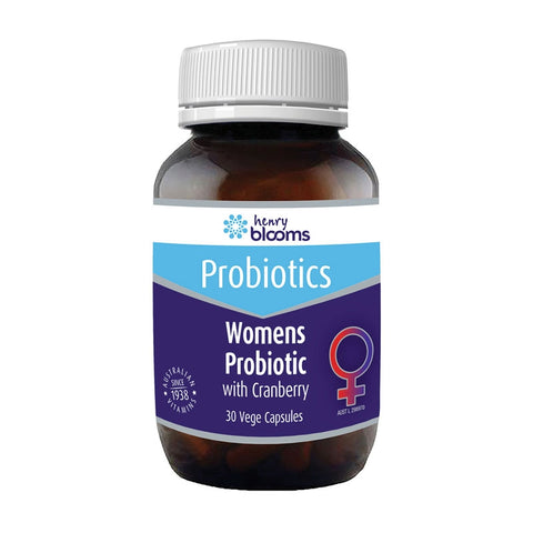 Womens Probiotic 30 Capsules by Blooms