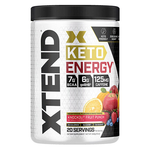 Image of Xtend Keto Energy by Scivation