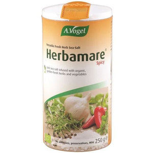 Herbamare Spicy 250g by Vogel Foods