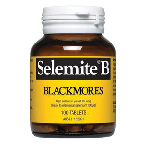 Selemite B Tablets by Blackmores