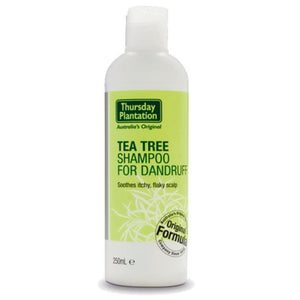 Tea Tree Dandruff Shampoo Original 250ml by Thursday Plantation