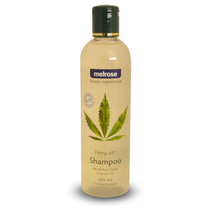 Hemp Shampoo (Organic) 300ml by Melrose