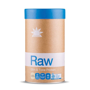 Raw Slim & Tone Protein Isolate 500g by Amazonia