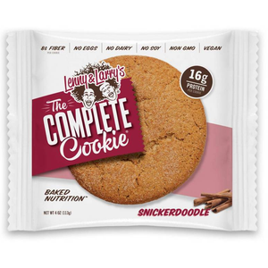 The Complete Cookie (12 x 113g) by Lenny & Larrys