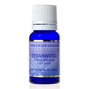 Cedarwood Organic Essential Oil by Springfields
