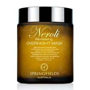 Signature Neroli Revitalising Overnight Mask by Springfields